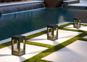 Designerskie lampy zewnętrzne Abigali - nowości do ogrodu