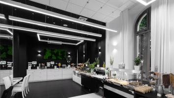 Oświetlenie liniowe na wymiar – Greenie Linea Pro