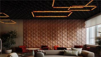 Trend inspirowany naturą - lampy z marmuru