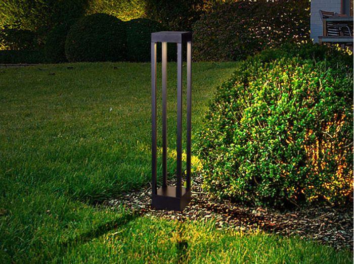 Lampa ogrodowa Abigali Qube 7W 60cm