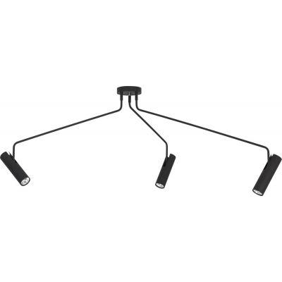 Lampa sufitowa Nowodvorski EYE SUPER BLACK 3