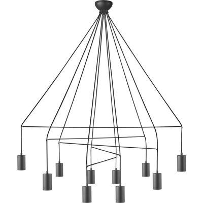 Lampa Nowodvorski IMBRIA BLACK X 9680
