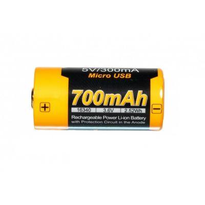 Akumulator Fenix ARB-L16UP 700 mAh 3,6 V USB