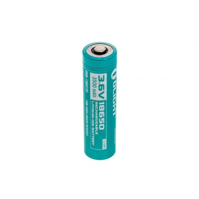 Akumulator Olight 3,6V 18650 do latarki S30R i Perun - 3500 mAh