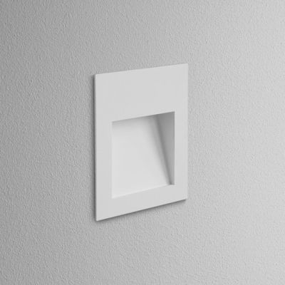 Kinkiet AQForm Pocket Mini LED Wall Biały Struktura