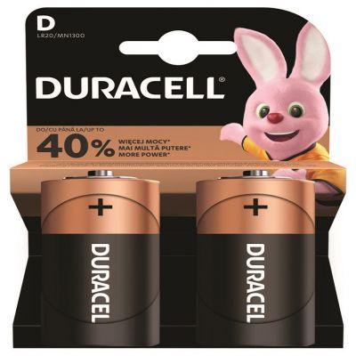 Bateria alkaliczna Duracell MN1300 D / LR20 x 2