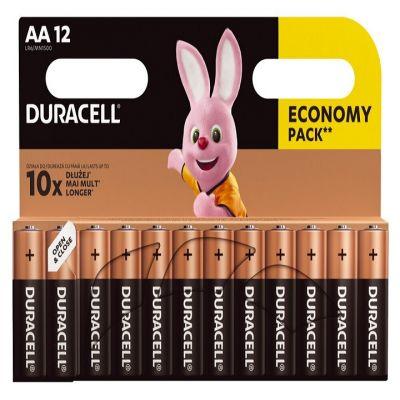 Bateria alkaliczna Duracell MN1500 Basic LR6 / AA x 12