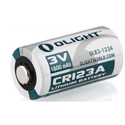 Bateria Olight 3V CR123A 1600 mAh