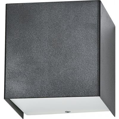 Lampa przyścienna Nowodvorski CUBE graphite