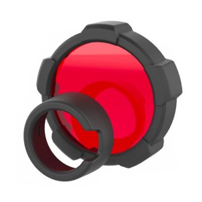 Filtr czerwony do latarki Ledlenser MT18