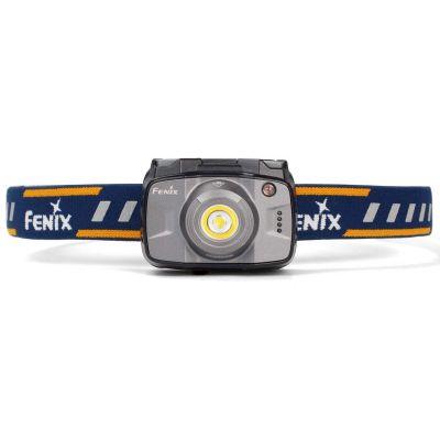 Latarka czołowa Fenix HL32R szara