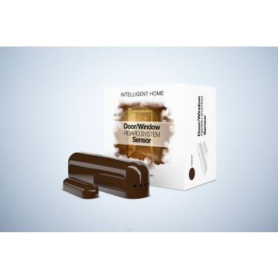 Fibaro Czujnik - Door / Window Sensor Dark Chocolate