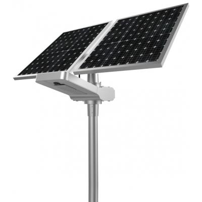 Zestaw solarny Greenie LED 60W - lampa LED, panel i bateria CW