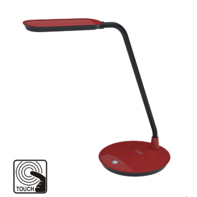 Lampka biurkowa LED-K-BL-1208 czerwona