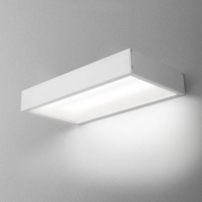 Kinkiet AQForm Slimmer 30 LED Hermetic Wall Biały Mat