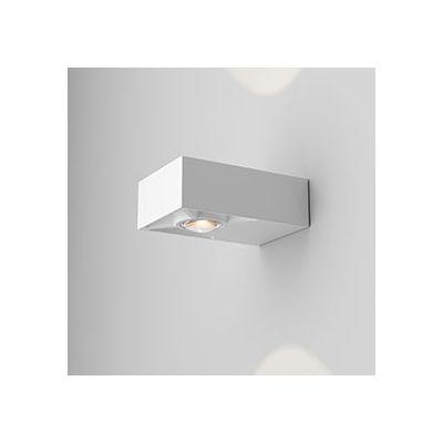 Kinkiet AQForm Golo LED Hermetic Wall Biały Struktura
