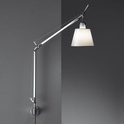 Kinkiet Artemide 0762W10A Tolomeo Mega LED