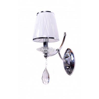 Kinkiet Lumina Deco LDW-9268-1-CHR Dominni W1