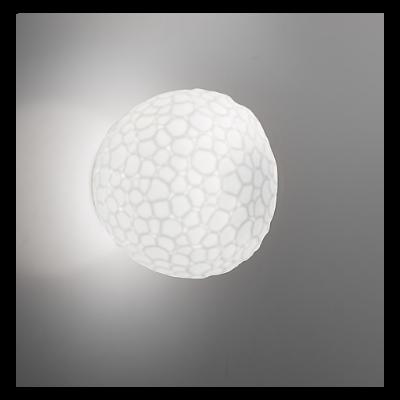 Kinkiet / Plafon Artemide 1704110A Meteorite 15