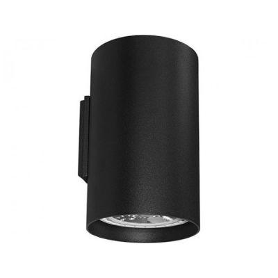 Kinkiet Tube Black 9320 Nowodvorski Lighting