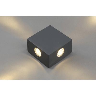 Kinkiet zewnętrzny Nowodvorski ZEM IP54 4x1W LED CREE