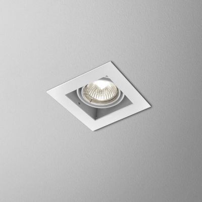 Lampa AQForm Squares 50 X 1 Recessed Biały Mat