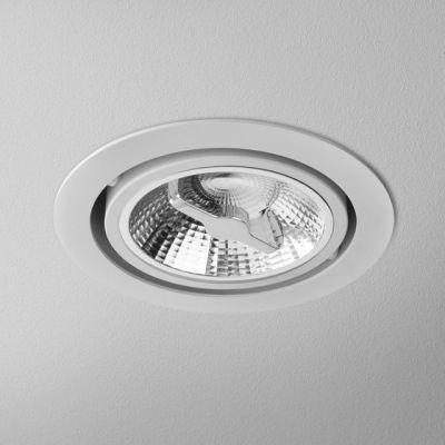 Lampa AQForm Ring 111 Recessed Biały Mat