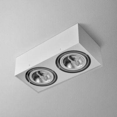 Lampa AQForm Squares Surface Biały Mat