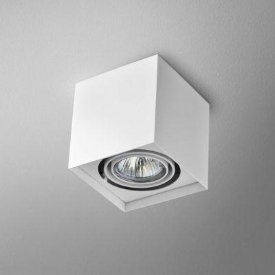 Lampa AQForm Squares 50 X 1 Surface Biały Mat