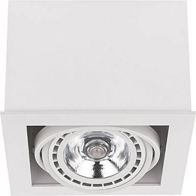 Lampa BOX ES111 white I 9497 Nowodvorski Lighting