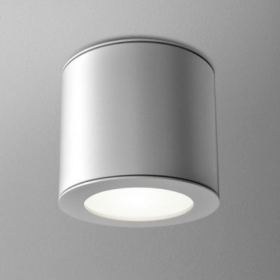 Lampa natynkowa AQForm Only Round 12 LED 230V Hermetic Surface Alu Mat