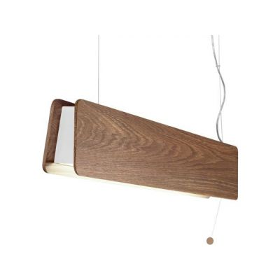 Lampa OSLO LED smoked oak 9314 Nowodvorski Lighting