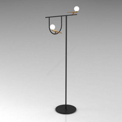 Lampa podłogowa Artemide 1102010A Yanzi