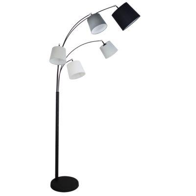 Lampa podłogowa By Rydens 4100440-4007 Foggy H200 cm