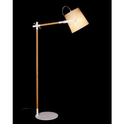 Lampa podłogowa Lumina Deco LDF-8308-KR Lapidus