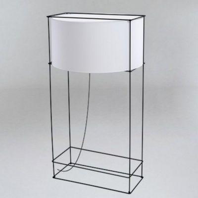 Lampa stojąca PAA 9523/E27/BI/CZ Shilo