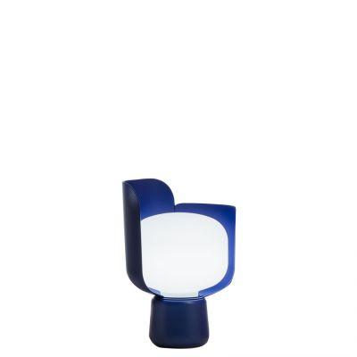 Lampa stołowa Fontana Arte F425305350BLNE Blom