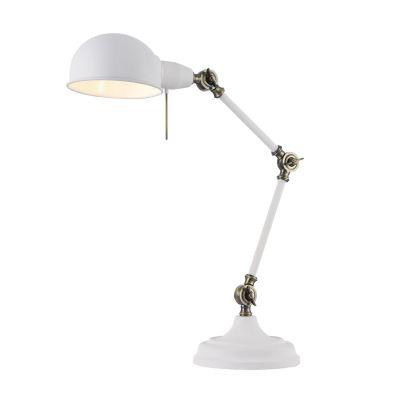 Lampa Stołowa Maytoni Zeppo Z137-TL-01-W White