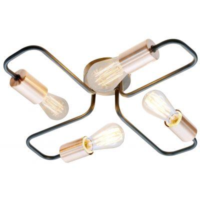 Lampa sufitowa Candellux 34-66923 Herpe