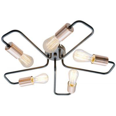 Lampa sufitowa Candellux 35-66930 Herpe