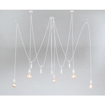 Lampa sufitowa Shilo-Dohar KUMO – 9513/E27/BI