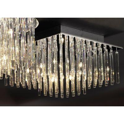 Lampa sufitowa Italux MX51113-10A Spillo