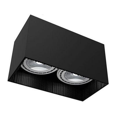 Lampa sufitowa Nowodvorski Groove Black-9316