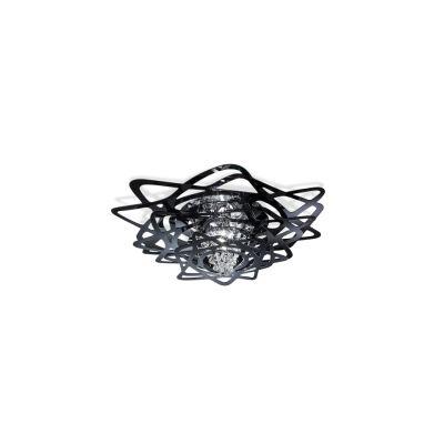 Lampa sufitowa Slamp AUR14PLF0001NT Aurora Mini Black