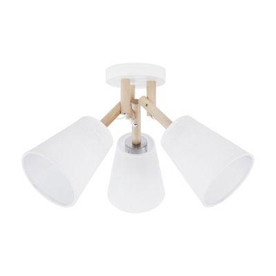 Lampa sufitowa TK Lighting 665 Vaio White
