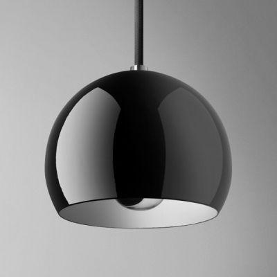 Lampa wisząca AQForm Glob Simple Suspended Czarny Połysk