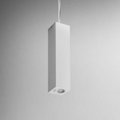 Lampa wisząca AQForm Qupet Mini LED Suspended Biały Struktura
