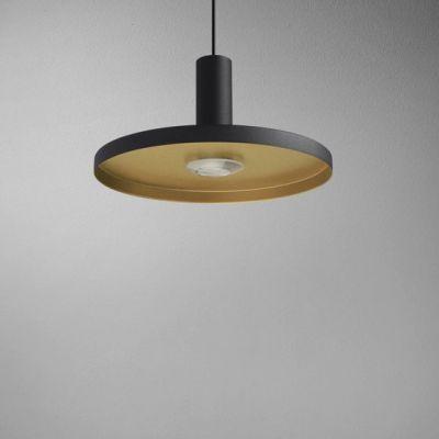 Lampa wisząca AQForm Morph Flat LED Suspended Czarny Struktura