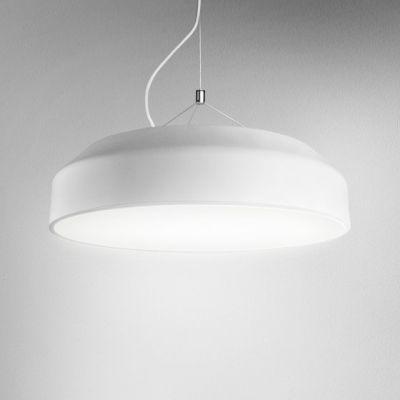 Lampa wisząca AQForm Maxi Ring LED Suspended Biały Struktura