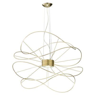 Lampa wisząca Axo Light Hoops 4 Gold